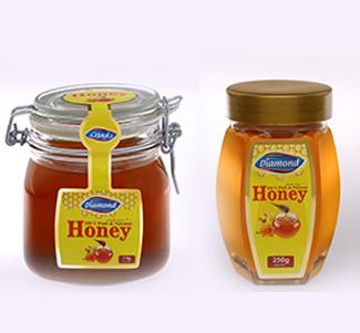 الماس ويضيف أعضاء جدد في المدى العسل لها