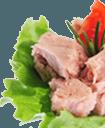 Light Meat Tuna Left Thumb