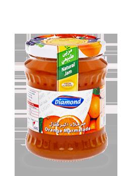 Light Orange Marmalade